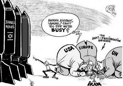 اندر احوالات ایران هسته ای