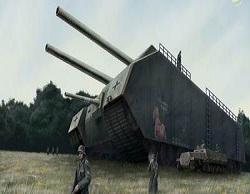 سلاح هیولایی نازی ها