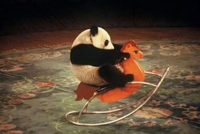 کودک درون پاندا