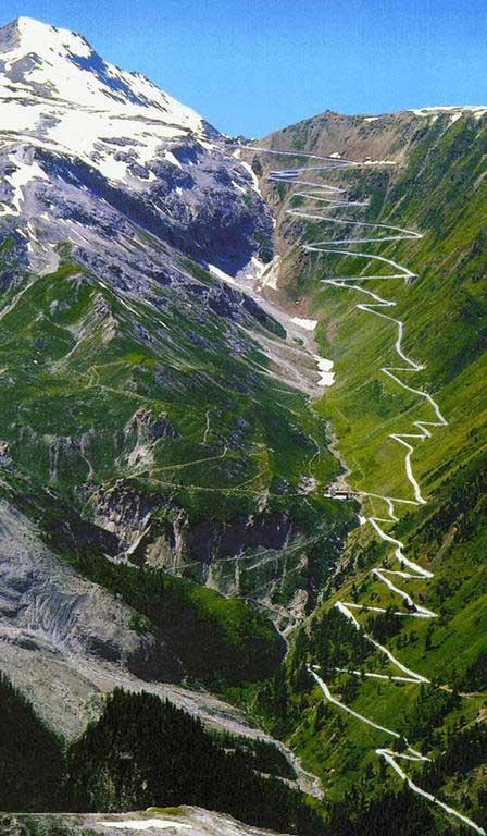 جاده Trollstigen (ایتالیا)
