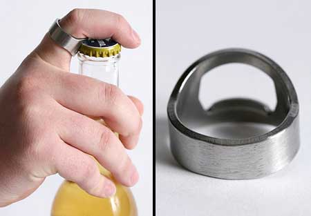 حلقه های بسیار جالب و خلاقانه
