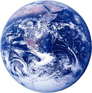 کره زمین چند کیلوگرم است؟