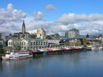 تصویر این روز های شهر تصاویر شهر Valdivia