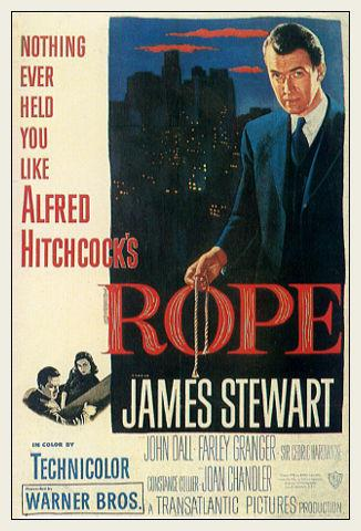 طناب (Rope) محصول 1948