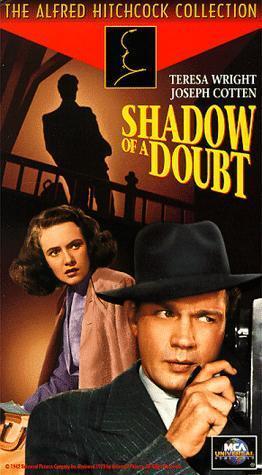سایه یک شک (Shadow Of A Doubt) محصول 1943