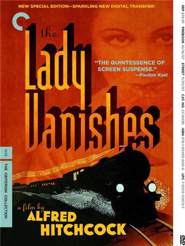 بانوی ناپدید (The Lady Vanishes) محصول 1938