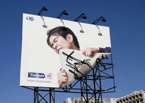 تبلیغات جالب و خلاقانه (13)