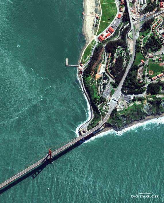 تصاویر ماهواره ای دیدنی