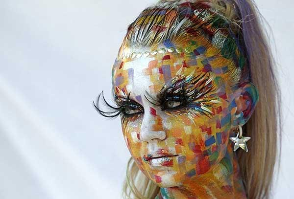 فستیوال نقاشی بدن در اتریش (7)