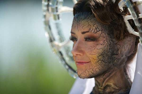 فستیوال نقاشی بدن در اتریش (3)