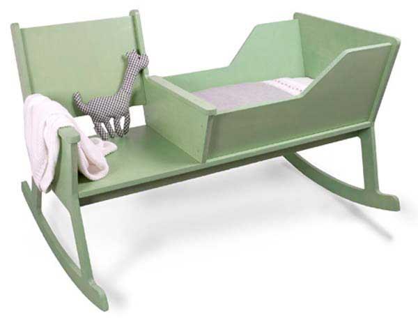 صندلی گهواره ای مدرن با سیستم لالایی جالب در جهت رفاه حال مادران! (4)
