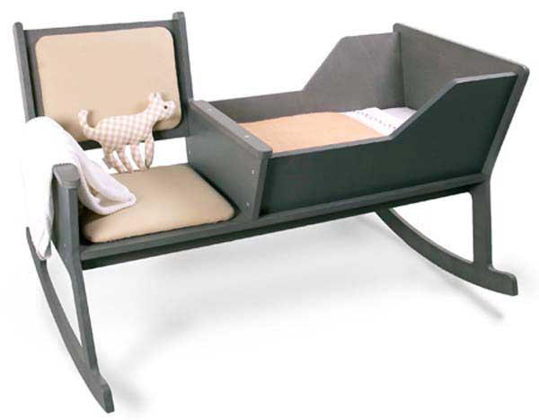 صندلی گهواره ای مدرن با سیستم لالایی جالب در جهت رفاه حال مادران! (5)