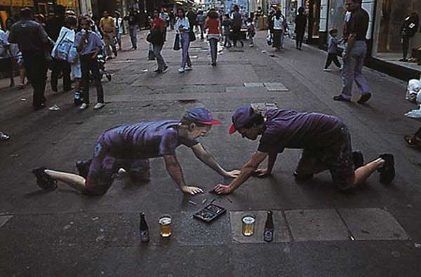 تصاویر سه بعدی خیابانی (13)