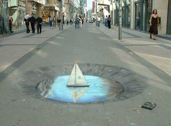تصاویر سه بعدی خیابانی (12)