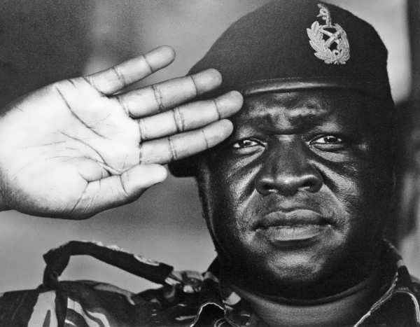 آیدی امین دادا (Idi Amin Dada)