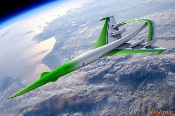 طراحی های آینده فضایی ناسا (12)