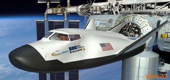 طراحی های آینده فضایی ناسا (8)