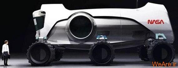 طراحی های آینده فضایی ناسا (4)