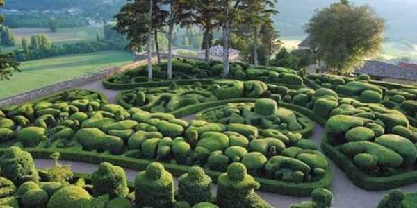 باغ Marqueyssac - فرانسه