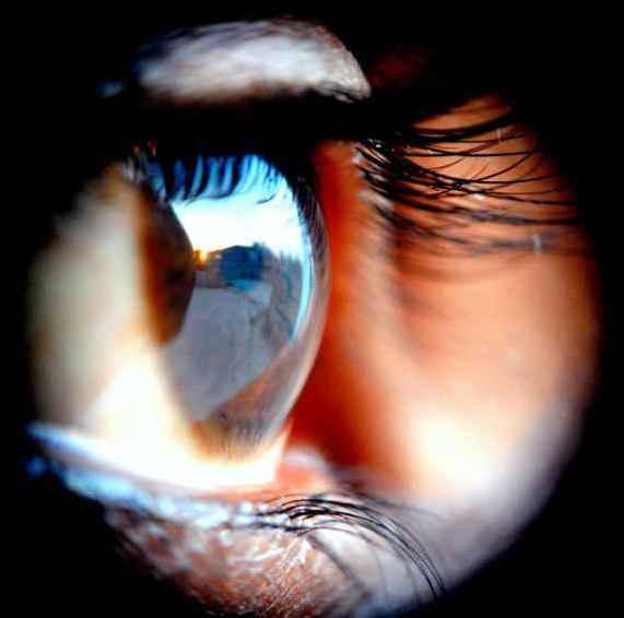 ماکرو تصاویر فوق العاده از چشم (1)