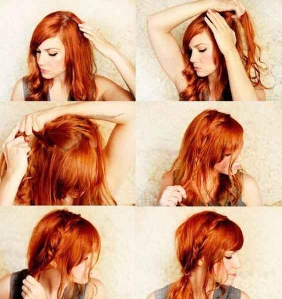 مدل موهای بافته شده بسیار زیبا (12)