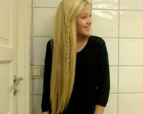 مدل موهای بافته شده بسیار زیبا (11)