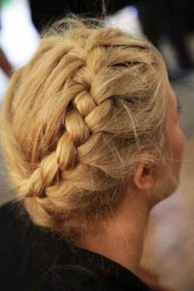 مدل موهای بافته شده بسیار زیبا (1)