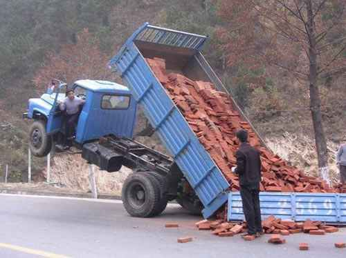 احمقانه ترین تصادفات جهان (5)