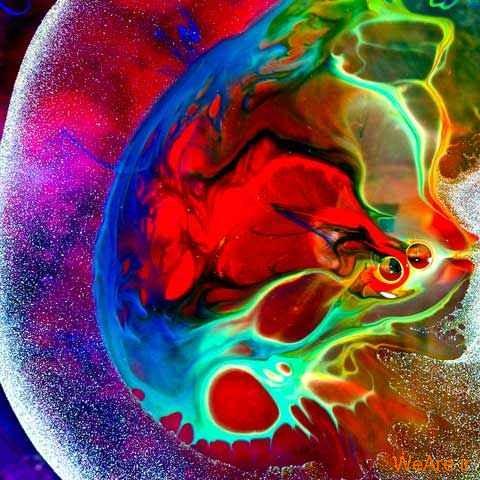 تصاویر باور نکردنی از جلوه آب و رنگ (5)