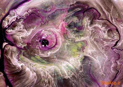 تصاویر باور نکردنی از جلوه آب و رنگ (7)