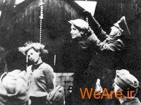 اعدام افراد غیرنظکامی توسط نازی ها
