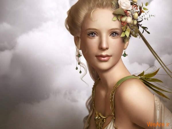 افرودیت Aphrodite