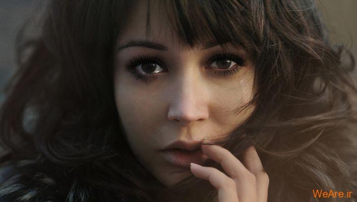 تصاویر پرتره از زنان زیبا (13)