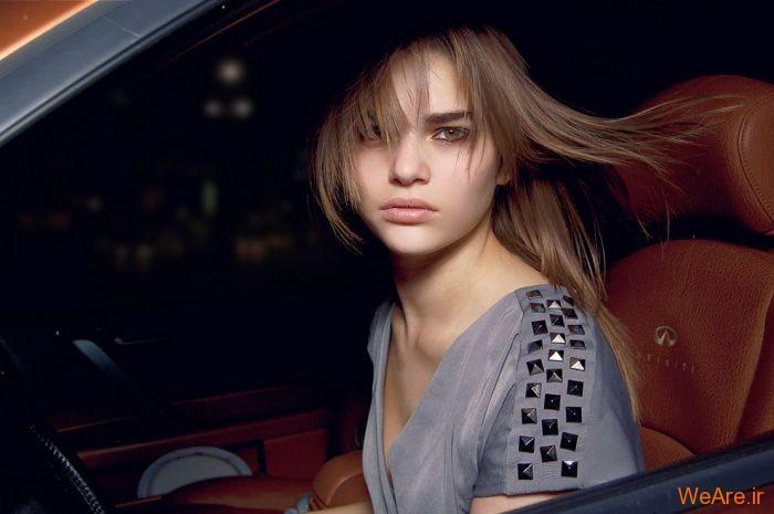 تصاویر پرتره از زنان زیبا (6)