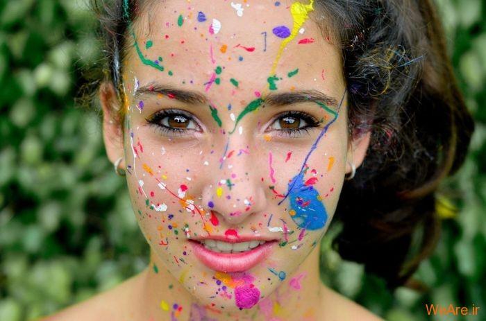 تصاویر پرتره از زنان زیبا (16)