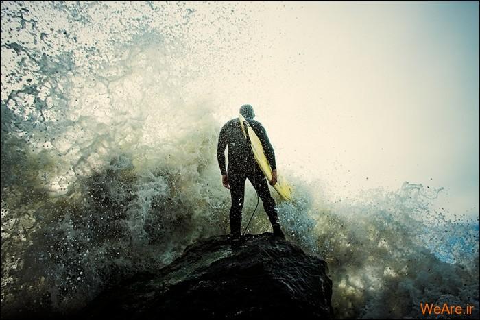 تصاویر اعجاب انگیز از موج سواری (4)
