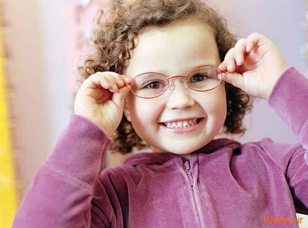 تنبلی چشم تا قبل از 7 سالگی