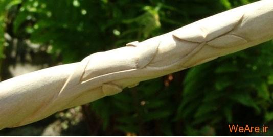 اشیاء جادویی- چوبدستی قدیمی (Elder Wand)