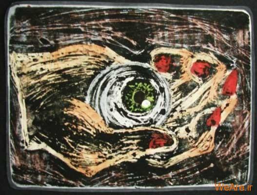 اشیاء جادویی- چشم و دست وکنا (Eye and Hand of Vecna)