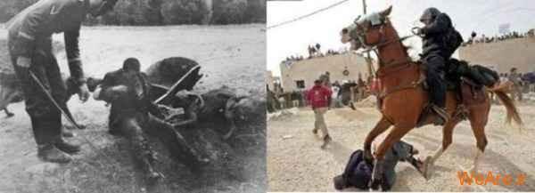 مقایسه جنایات هیتلر و صهیونیست ها (13)