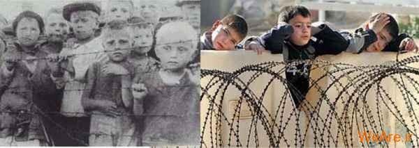 مقایسه جنایات هیتلر و صهیونیست ها (4)