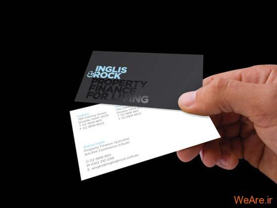 کارت های ویزیت خلاقانه و زیبای تجاری (15)