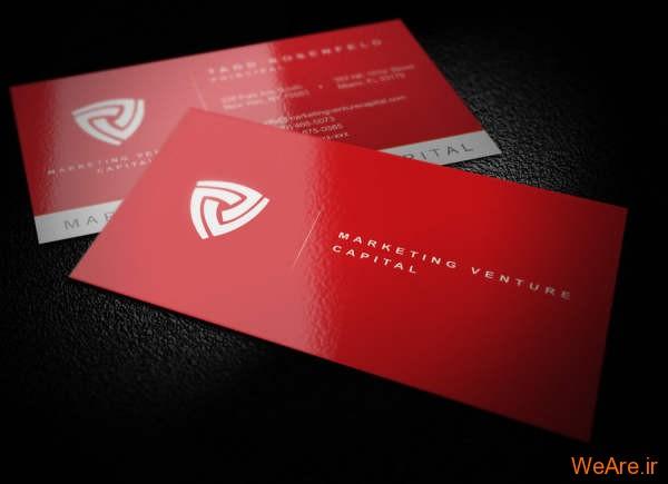 کارت های ویزیت خلاقانه و زیبای تجاری (24)