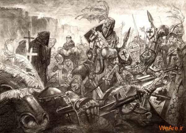 جنگ های صلیبی چه بود و فواید آن برای اروپائیان
