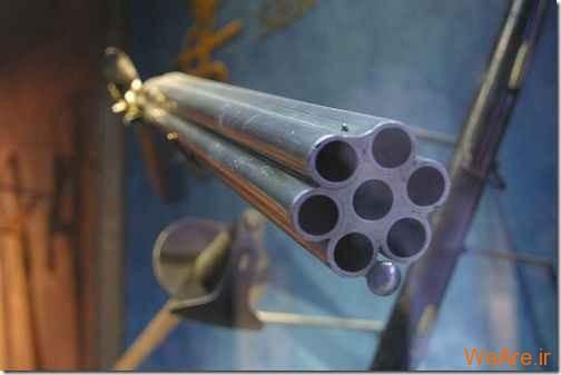 10 نمونه از سلاح های ناموفق ساخته شده بدست بشر (3)