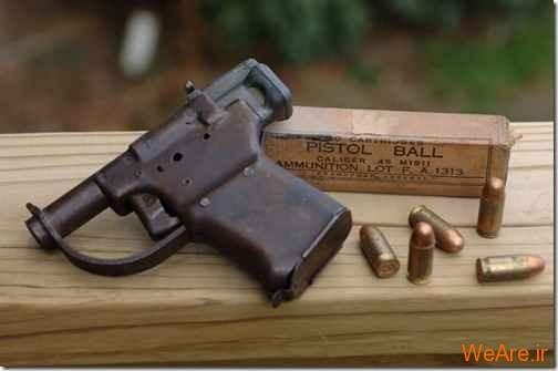 10 نمونه از سلاح های ناموفق ساخته شده بدست بشر (1)