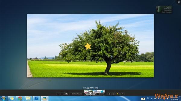 دانلود نرم افزار Picasa 3.9 Build 136.04 تجربه مشاهده و ویرایش تصاویر از نوع گوگلی