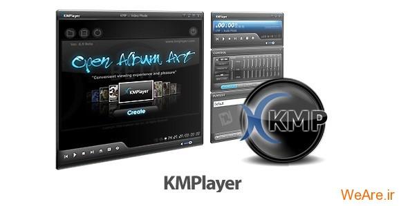 نسخه جدید KMPlayer – دانلود KMPlayer v3.3.0.33 – نرم افزار پخش فایل های صوتی و تصویری