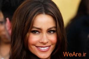 تعجب هواداران مانکن زیبای کلمبیایی از چهره بدون آرایش وی!