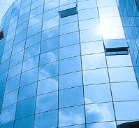 شیشه هایی که با کمک نانوتکنولوژی توان کنترل درجه حرارت را دارد.